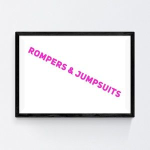 Other - Rompers & Jumpsuits